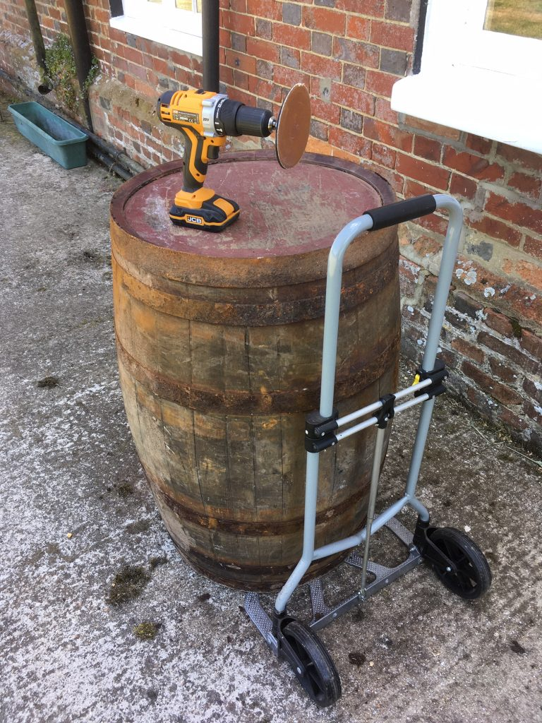 Barrel cleaning