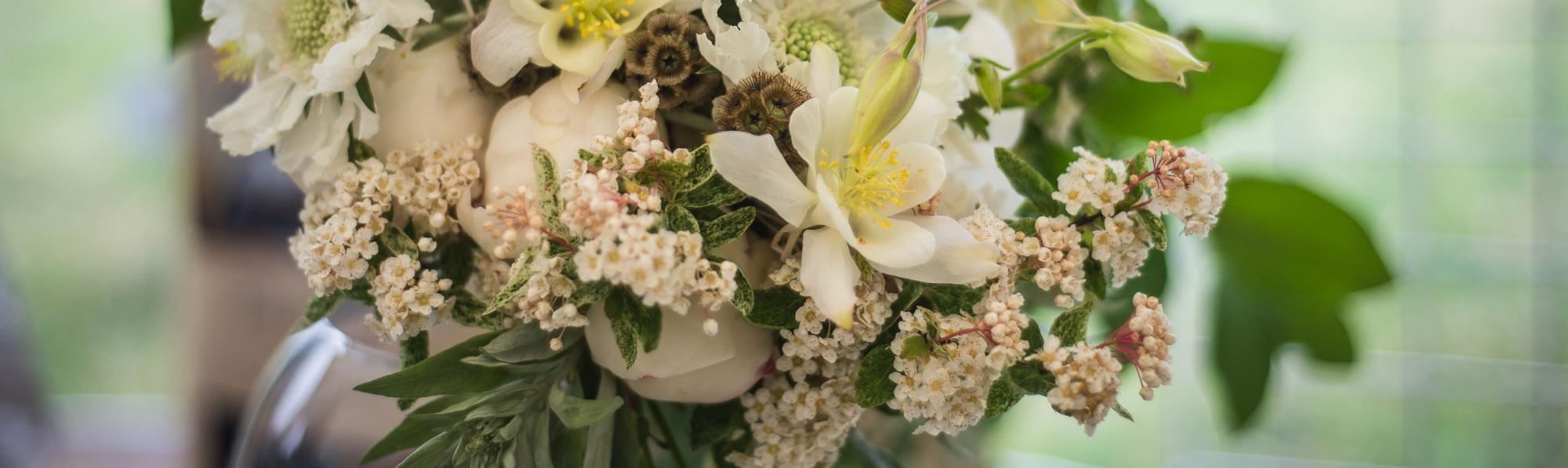 Great Betley Farmhouse Photo credits:photographybybond.co.uk Flowers: amandajaneflowers.co.uk